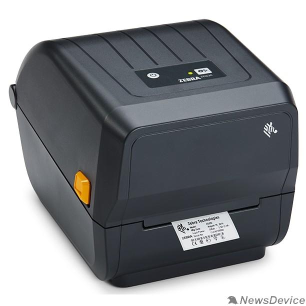 Zebra  принтеры Zebra ZD220t  ZD22042-T0EG00EZ Thermal Transfer Printer (74M) ZD220; Standard EZPL, 203 dpi, EU and UK Power Cords, USB