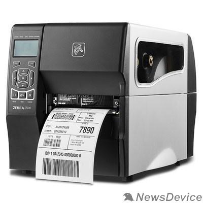 Zebra  принтеры Zebra ZT230 ZT23043-D0E200FZ 300 dpi, Euro and UK cord, Serial, USB, Int