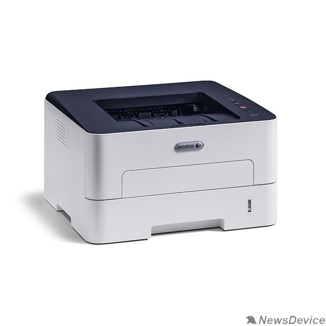 Принтер Xerox B210V A4, Laser, 28 ppm, max 30K pages per month, 256 Mb, PCL 5e/6, PS3, USB, Eth, 250 sheets main tray,  Duplex, WiFi (B210V_DNI)
