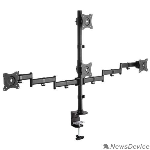 """Крепеж Arm Media LCD-T16 черный 15""""-32"""" макс.40кг настольный поворот и наклон верт.перемещ."""
