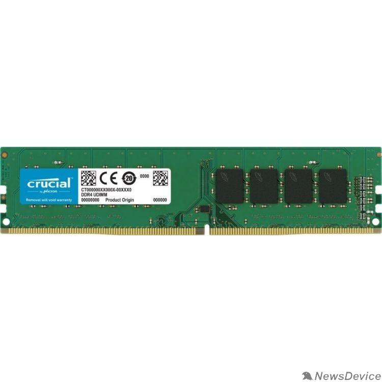 Модуль памяти Crucial DDR4 DIMM 16GB CT16G4DFD832A PC4-25600, 3200MHz