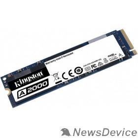 накопитель Kingston SSD 500Gb M.2 SA2000M8/500G
