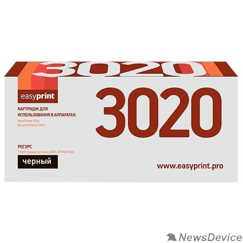 Расходные материалы Easyprint 106R02773  Картридж для Xerox Phaser 3020/WorkCentre 3025 (1500 стр.) с чипом