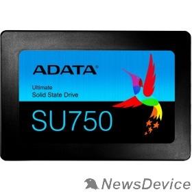 накопитель A-DATA SSD 256GB SU750 ASU750SS-256GT-C SATA3.0