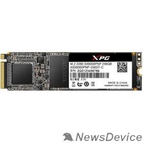 накопитель A-DATA SSD M.2 256GB SX6000 Pro ASX6000PNP-256GT-C