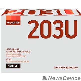 Расходные материалы Easyprint  MLT-D203U  Картридж (LS-203U) для Samsung SL-M4020ND/M4070FR/M4070FD (15000 стр.) с чипом