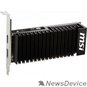Видеокарта MSI GT 1030 2GHD4 LP OC nVidia GeForce GT 1030 2048Mb 64bit DDR4 1189/2100/HDMIx1/DPx1/HDCP Ret low profile