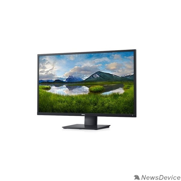 """Монитор LCD Dell 27"""" E2720HS черный IPS 1920x1080 16:9 300cd 178/178 D-Sub HDMI1.4 2x1W регулировка высоты VESA 2720-0728"""
