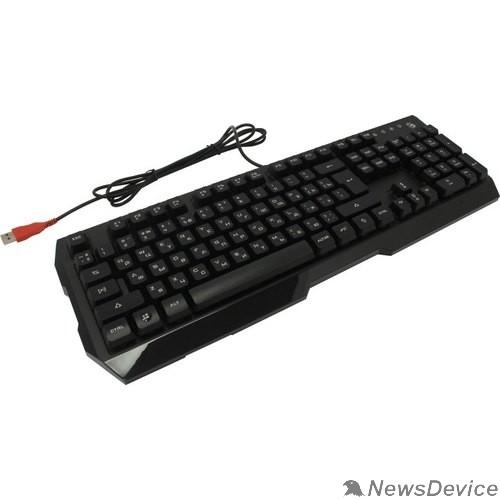 Клавиатура Клавиатура A-4Tech Bloody Q135 Neon черный USB Multimedia for gamer LED 1156190