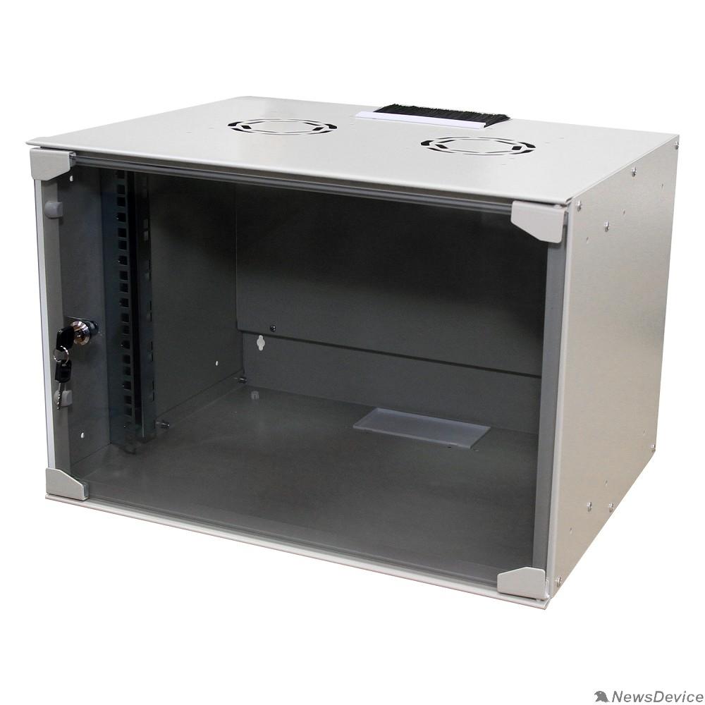 Монтажный шкаф 5bites TC5402-06G Шкаф телекоммуникационный 6U / 520*400 / WALL / GREY