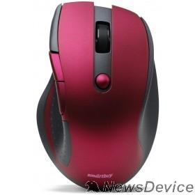 Клавиатуры, мыши Мышь беспроводная Smartbuy 508 бордо SBM-508AG-I