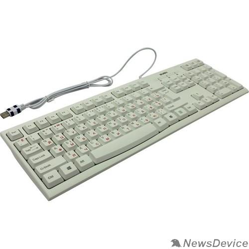 Клавиатура Клавиатура SVEN Standard KB-S300 White USB