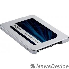 накопитель Crucial SSD MX500 250GB CT250MX500SSD1(N) SATA3