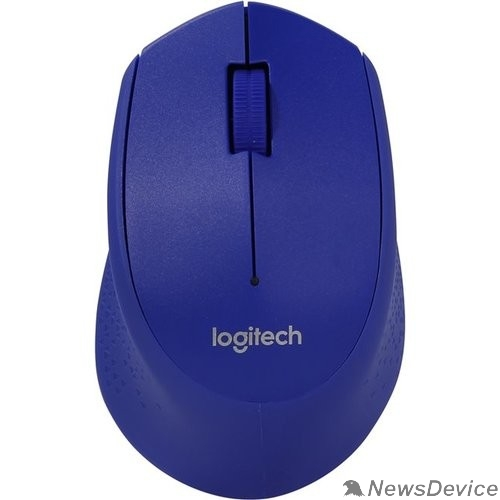 Мышь 910-004290 Logitech Wireless Mouse Blue M280 1000dpi, Синий