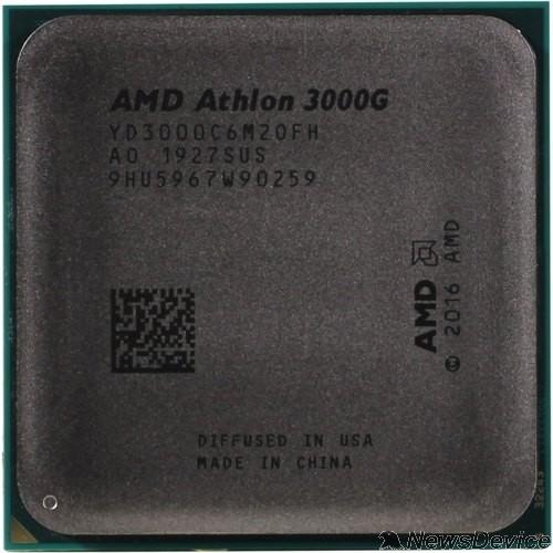 Процессор CPU AMD Athlon 3000G (YD3000C6M2OFH) OEM