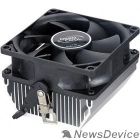 Вентилятор Cooler Deepcool CK-AM209 V2 Soc-FM2+/AM2+/AM3+/AM4/ 3-pin 22dB Al 65W 224gr Ret