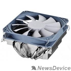 Вентилятор Устройство охлаждения(кулер) Deepcool GABRIEL Soc-FM2+/AM2+/AM3+/1150/1151/1155/ 4-pin 18-32dB Al+Cu 100W 426gr Ret