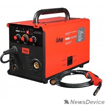 Сварочное оборудование, Инверторы FUBAG Сварочный полуавтомат_инвертор IRMIG 160 SYN (31445) + горелка FB 150_3 м (38440) 31445.1