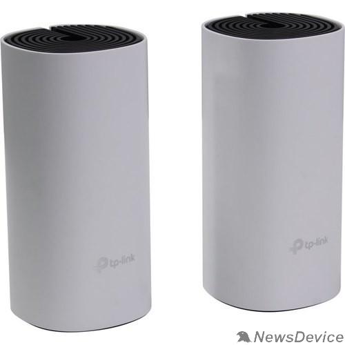 Сетевое оборудование TP-Link DECO M4(1-PACK) AC1200 Домашняя Mesh Wi-Fi система