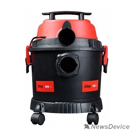 пылесосы строительные FUBAG Строительный пылесос WD 3  15л  1.2 кВт 38990