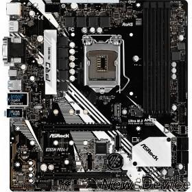 Материнская плата Asrock B365M PRO4-F LGA1151, Intel B365, mATX BOX