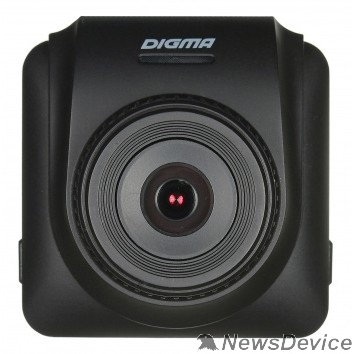 Регистратор Видеорегистратор Digma FreeDrive 205 Night FHD черный 2Mpix 1080x1920 1080p 170гр. GP5168 1160685
