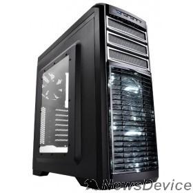 Корпус Deepcool KENDOMEN Titanium  ATX, Black, Window, без БП DP-CCATX-KDM5FBKTI