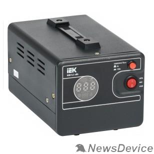 Стабилизаторы напряжения Iek IVS21-1-D05-13 Стабилизатор напряжения переносной HUB 0,5кВА