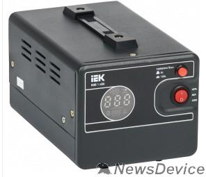 Стабилизаторы напряжения Iek IVS21-1-001-13 Стабилизатор напряжения переносной HUB 1кВА