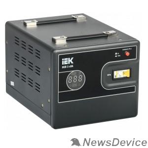Стабилизаторы напряжения Iek IVS21-1-003-13 Стабилизатор напряжения переносной HUB 3кВА