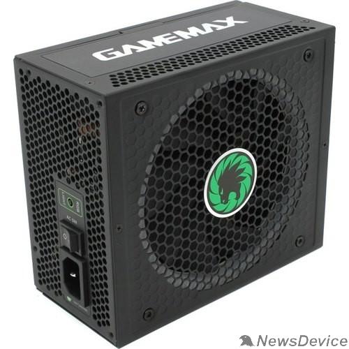 Блоки питания GameMax RGB-550 Блок питания ATX 550W