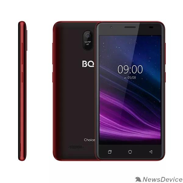 Мобильный телефон BQ 5016G Choice Wine Red