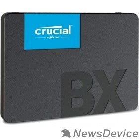 накопитель Crucial SSD BX500 1TB CT1000BX500SSD1 SATA3