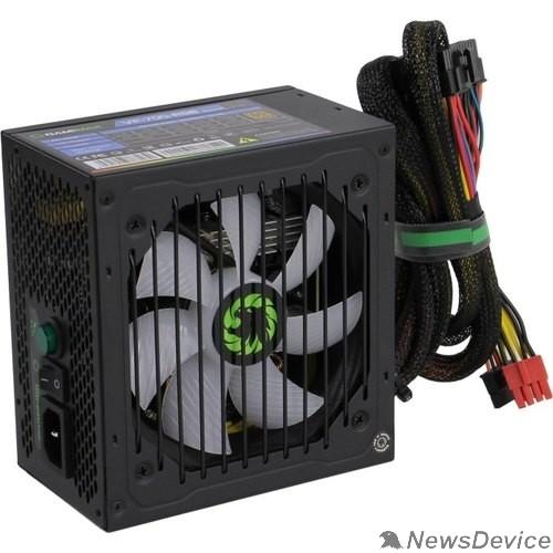 Блоки питания GameMax VP-700-RGB-MODULAR 80+ Блок питания ATX 700W, Ultra quiet