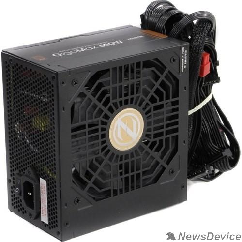 Блок питания Zalman <GVII> ZM650-GVII, 650W, ATX12V v2.31, EPS, APFC, 12cm Fan, 80+ Bronze, Retail