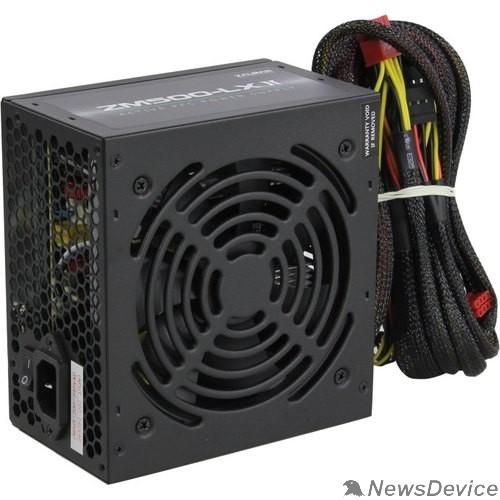 Блок питания Zalman <LXII> ZM500-LXII <500W, ATX12V v2.3, APFC, 12cm Fan, Ret>