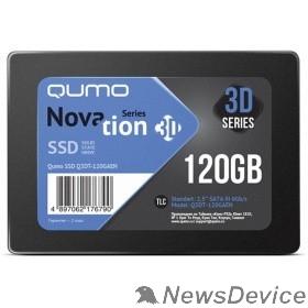 накопитель QUMO SSD 120GB QM Novation Q3DT-120GAEN SATA3.0