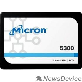 """накопитель SSD жесткий диск SATA2.5"""" 960GB 5300 PRO MTFDDAK960TDS CRUCIAL"""