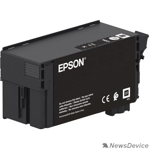 Расходные материалы Epson C13T40D140 картридж для Epson для SC-T3100/5100 80мл, чёрный (LFP)