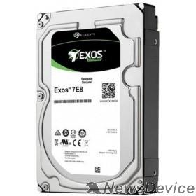"Жесткий диск 6TB Seagate Exos 7E8 (ST6000NM029A) SAS 12Gb/s, 7200 rpm, 256mb buffer,512e, 3.5"""