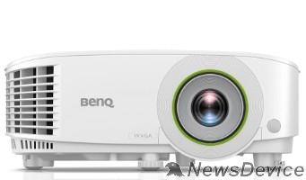 Проектор BenQ EW600 9H.JLT77.13E DLP, 1280x800 WXGA, 3600 AL SMART, 1.1X, TR 1.55~1.7, HDMIx1, VGA, USBx2, wireless projection, 5G WiFi/BT, (USB dongle WDR02U inc) Android, 16GB/2GB, White