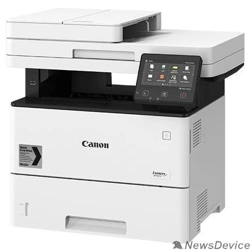 Принтер МФУ лазерный Canon i-Sensys MF542x (3513C004) A4 Duplex WiFi белый/черный