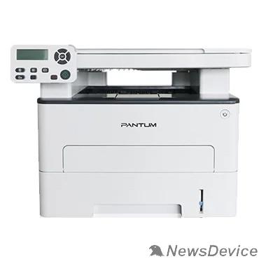 Pantum Pantum M6700D МФУ лазерное, монохромное, двусторонняя печать, копир/принтер/сканер (цвет 24 бит), 30 стр/мин, 1200 x 1200 dpi, 256Мб RAM, лоток 250 стр, USB, серый корпус