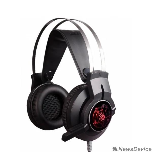 Наушники A4 Bloody G430 черный мониторы оголовье