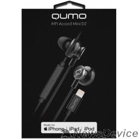 Наушники, микрофоны Qumo MFI Accord Mini (D2)