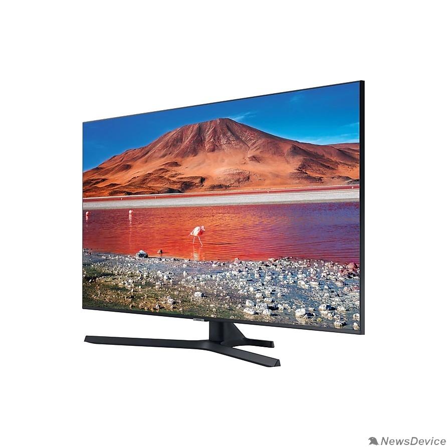 """Телевизор Samsung 50"""" UE50TU7500UXRU титан Ultra HD/1000Hz/DVB-T/DVB-T2/DVB-C/DVB-S2/USB/WiFi/Smart TV (RUS)"""