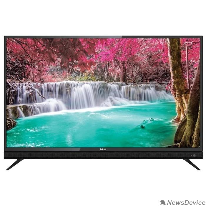"""Телевизор BBK 65"""" 65LEX-8161/UTS2C черный/Ultra HD/50Hz/DVB-T2/DVB-C/DVB-S2/USB/WiFi/Smart TV (RUS)"""