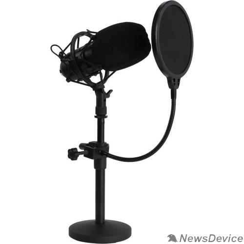 Микрофоны MAONO MAONO AU-A04T Конденсаторный, 30Гц – 16кГц, 96/48/44.1кГц  24/16bit, 2,5 м