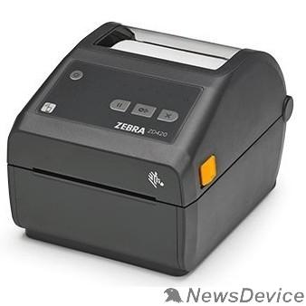 Zebra  принтеры Zebra TDT Принтер ZD420; ZD42042-D0EE00EZ  203 dpi, USB, USB Host, BTLE, Ethernet