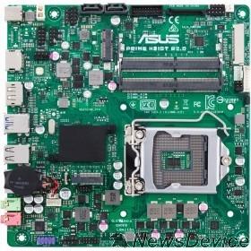 Материнская плата Плата материнская Asus Asus PRIME H310T R2.0//LGA1151 H310 LVDS M.2 MB
